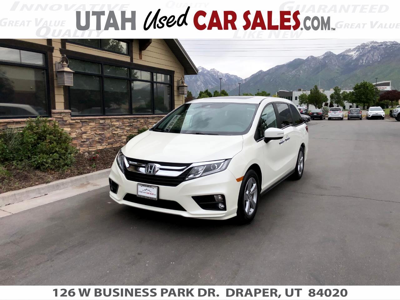 Honda Odyssey EX-L Auto 2019