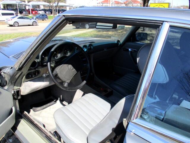 1988 Mercedes-Benz 560 SL Roadster