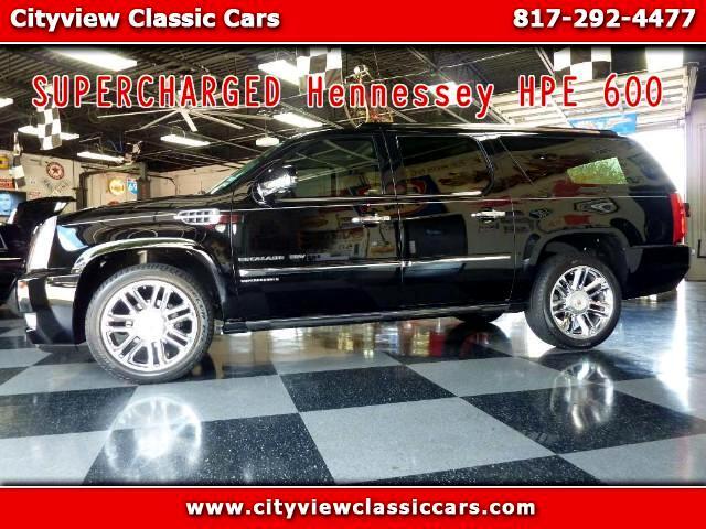 2014 Cadillac Escalade ESV ESV Platinum Edition