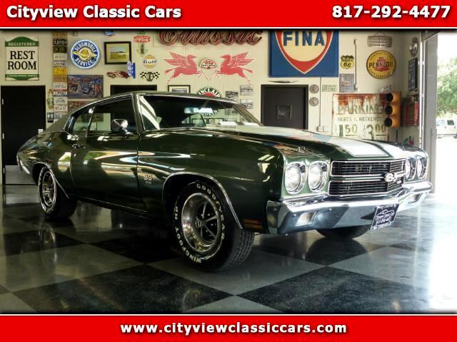 1970 Chevrolet Chevelle Malibu SS SS