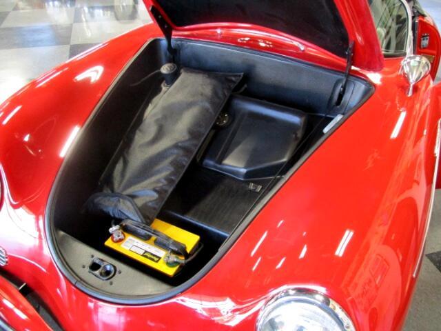 1956 Volkswagen Convertible