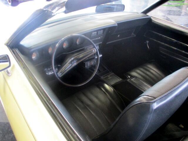 1971 Mercury Cougar