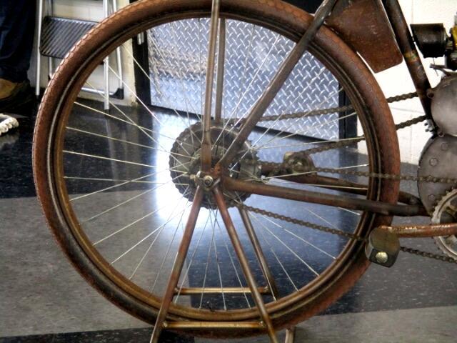 1908 Indian Torpedo