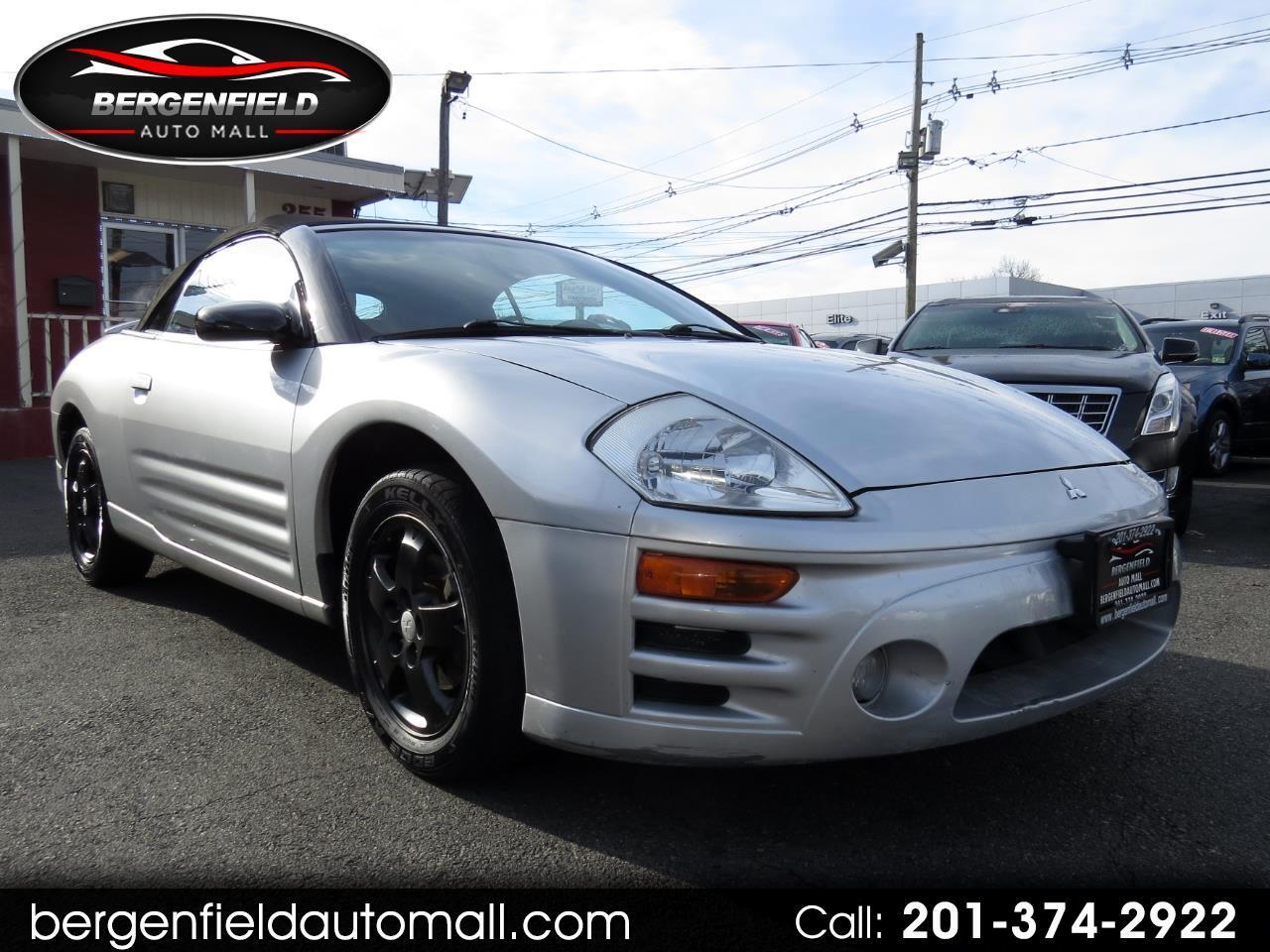 2004 Mitsubishi Eclipse GS Spyder