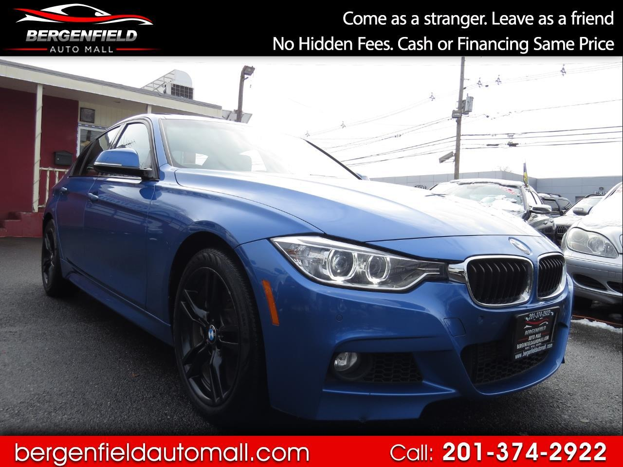 2015 BMW 3-Series 328I X DRIVE MSPORT