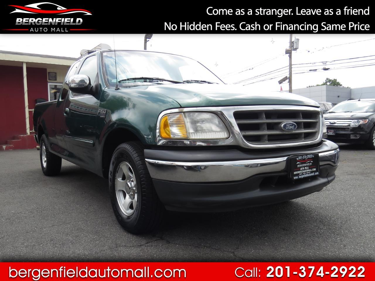 Ford F-150 XLT SuperCab Long Bed 2WD 2000