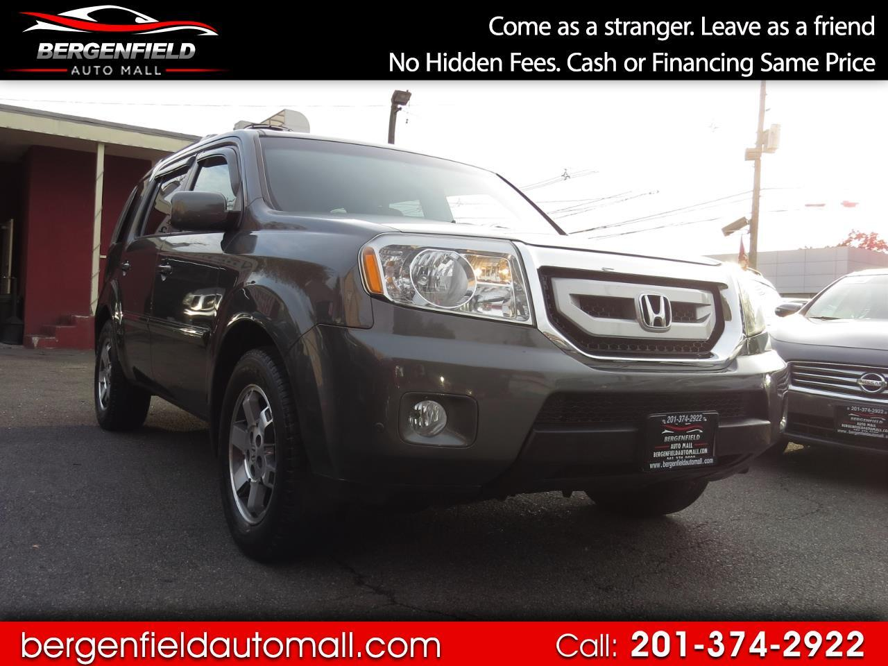 Honda Pilot Touring 4WD with DVD 2009