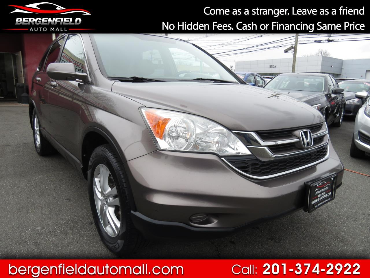 Honda CR-V EX-L 4WD 5-Speed AT 2010