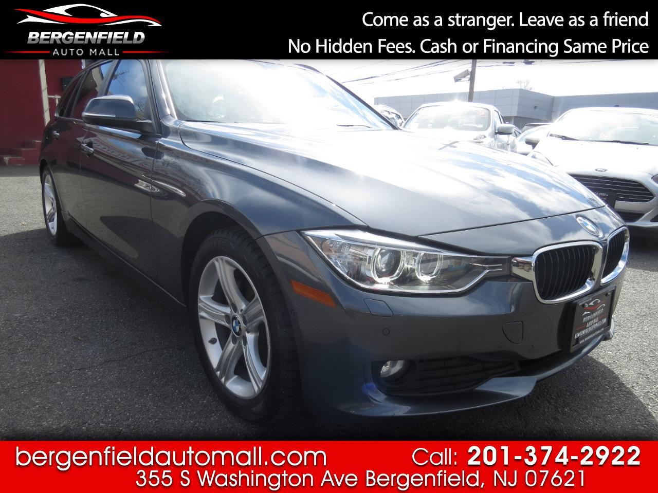 BMW 3-Series Sport Wagon 328d xDrive Touring 2014