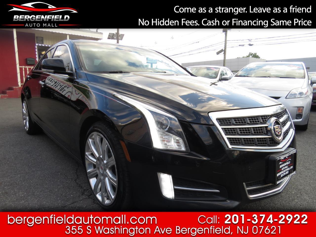 Cadillac ATS 3.6L Premium AWD 2013