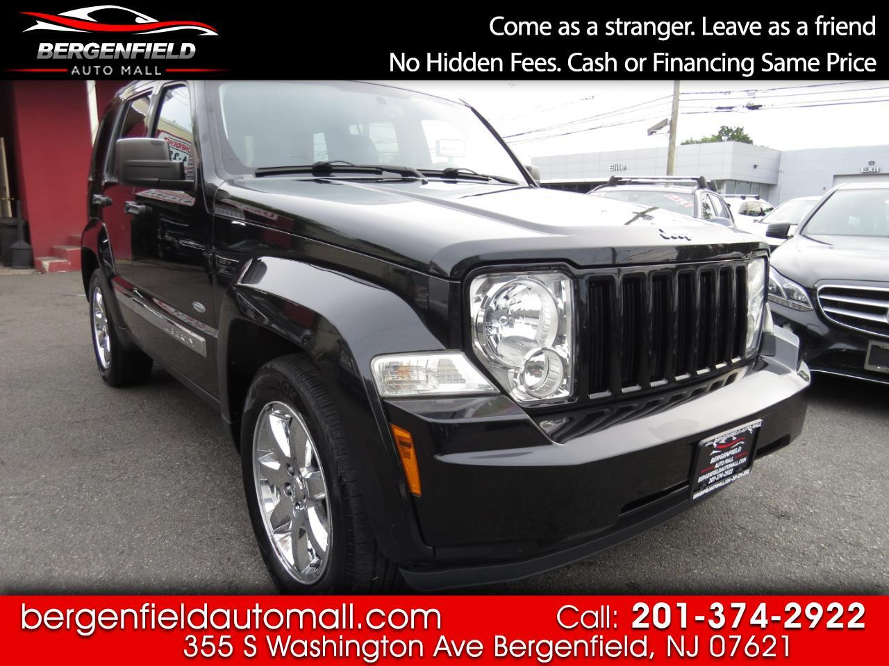 Jeep Liberty Sport 4WD CRD 2012