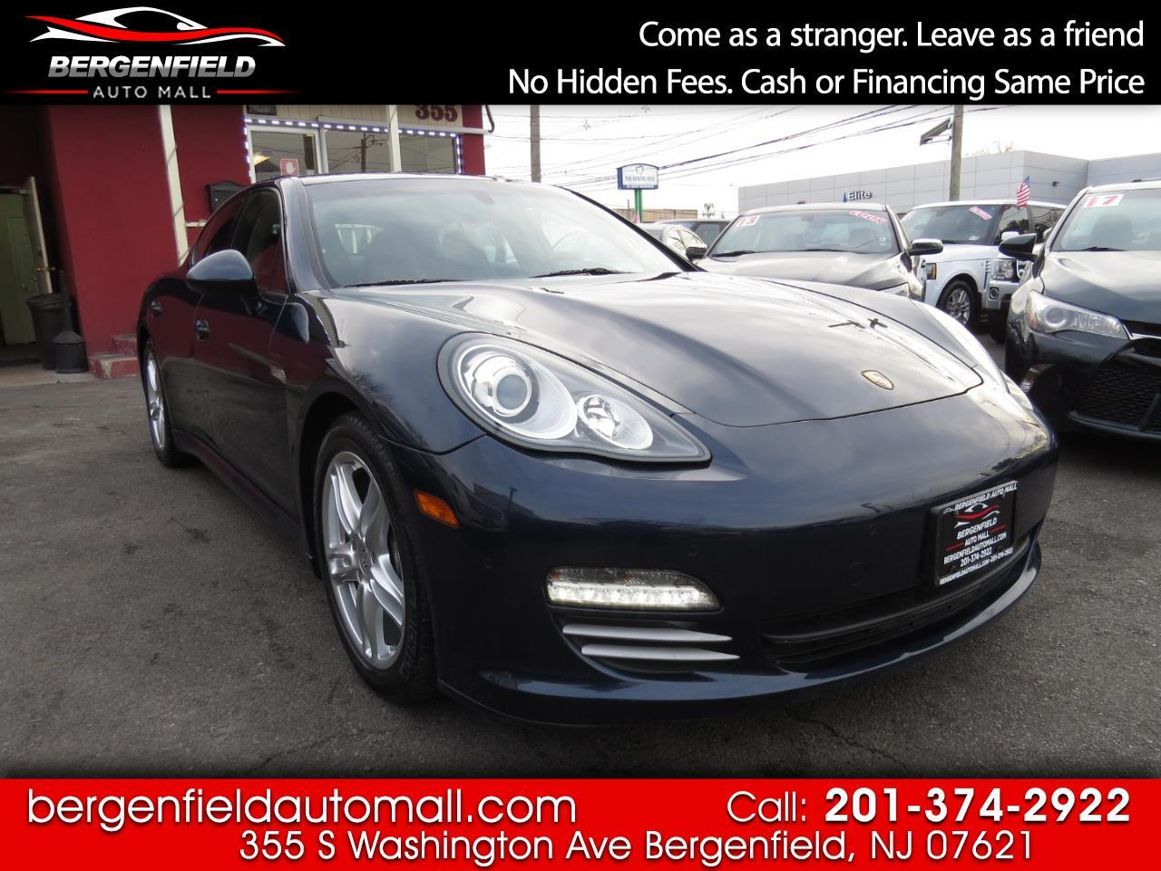 Used Porsche Panamera Bergenfield Nj