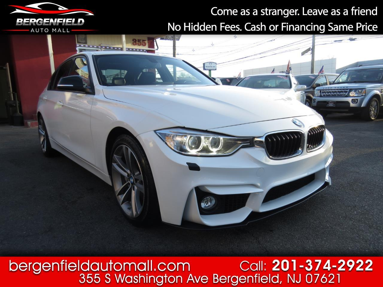BMW 3-Series 335i xDrive Sedan 2013
