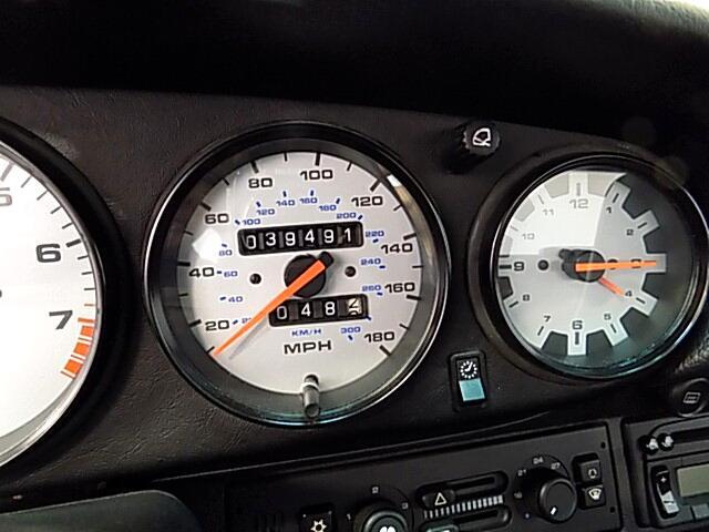 1997 Porsche 911 Carrera 4S
