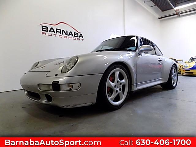 Porsche 911 Carrera 4S 1997