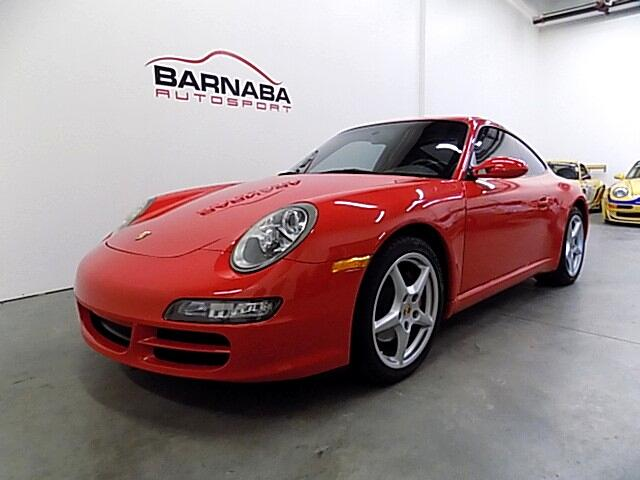 2005 Porsche 911 Carrera Base