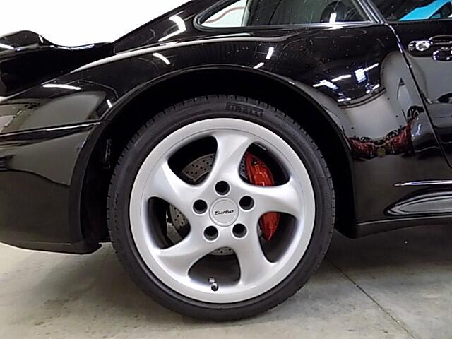 1996 Porsche 911 Carrera Turbo