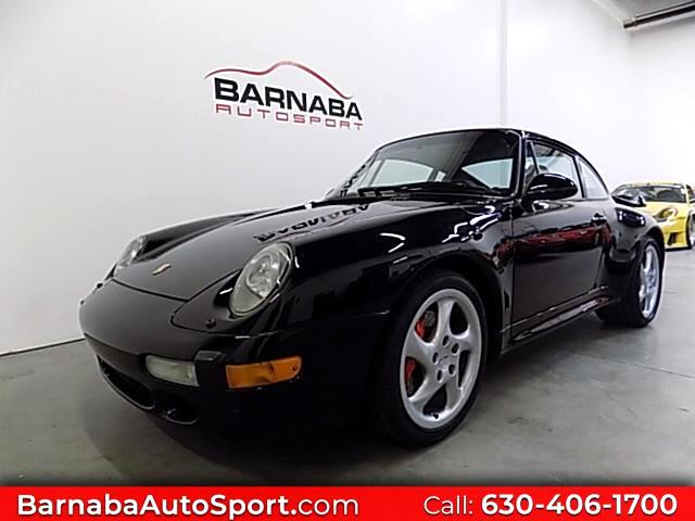 Porsche 911 Carrera Turbo 1996