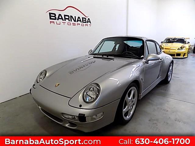 1997 Porsche 911 CARRERA 'S'