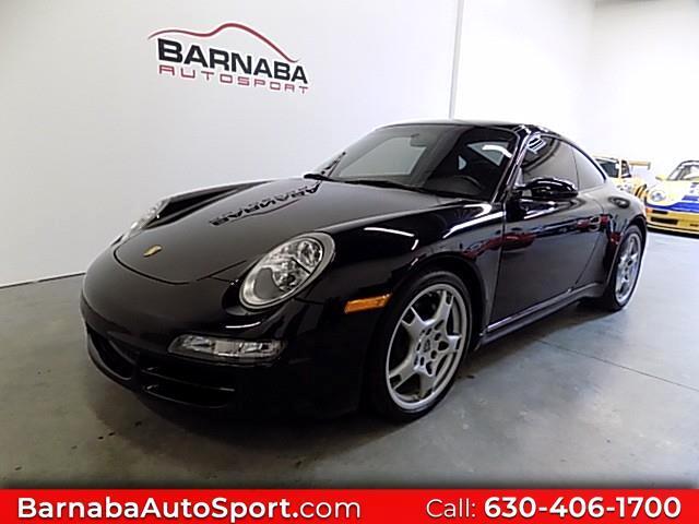 2008 Porsche 911 Carrera Coupe