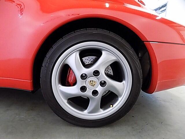 1995 Porsche 911 Carrera Cabriolet