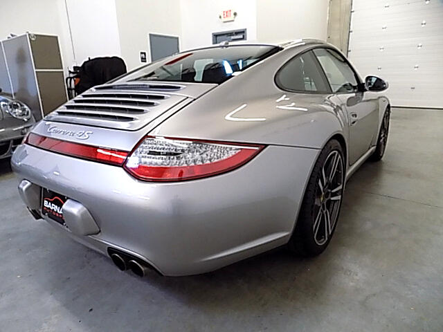 2012 Porsche 911 Carrera 4S Coupe