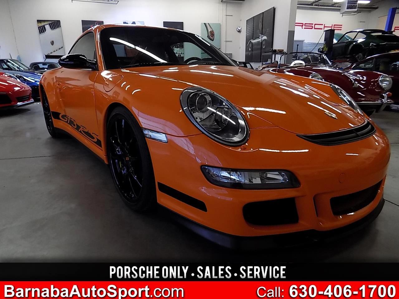 Porsche 911 GT3 RS 2007