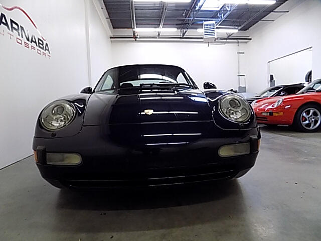 1997 Porsche 911 Carrera Coupe