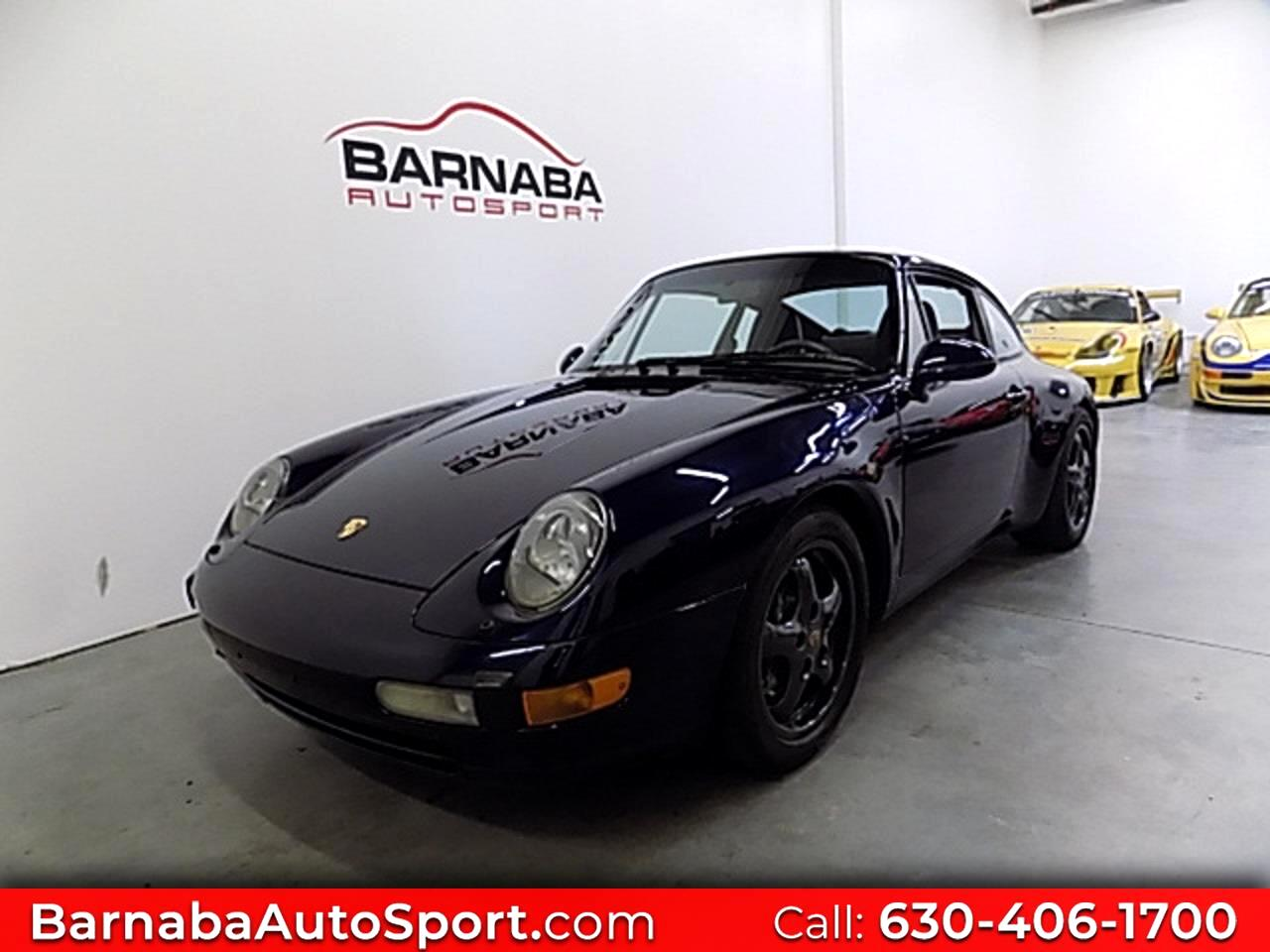 Porsche 911 Carrera Coupe 1997