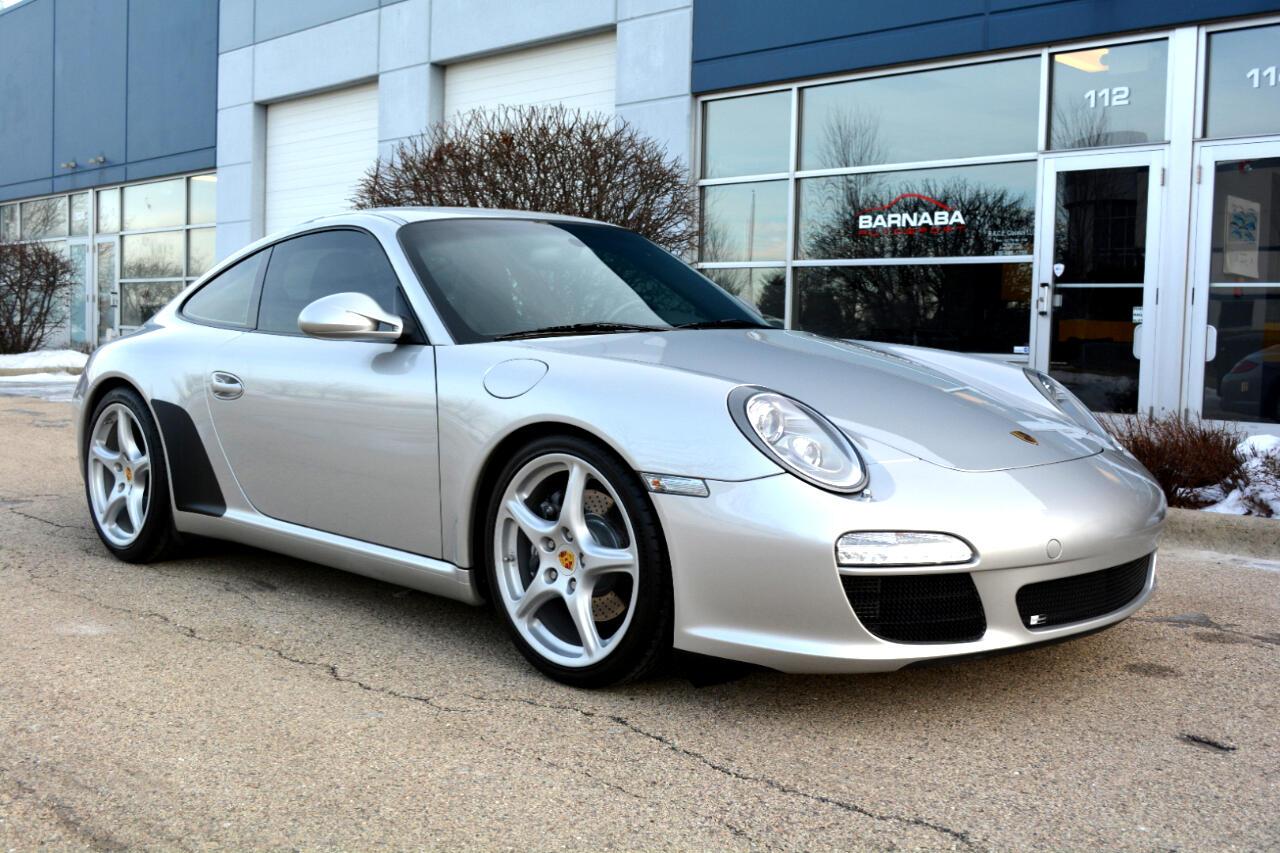2010 Porsche 911 Carrera Coupe