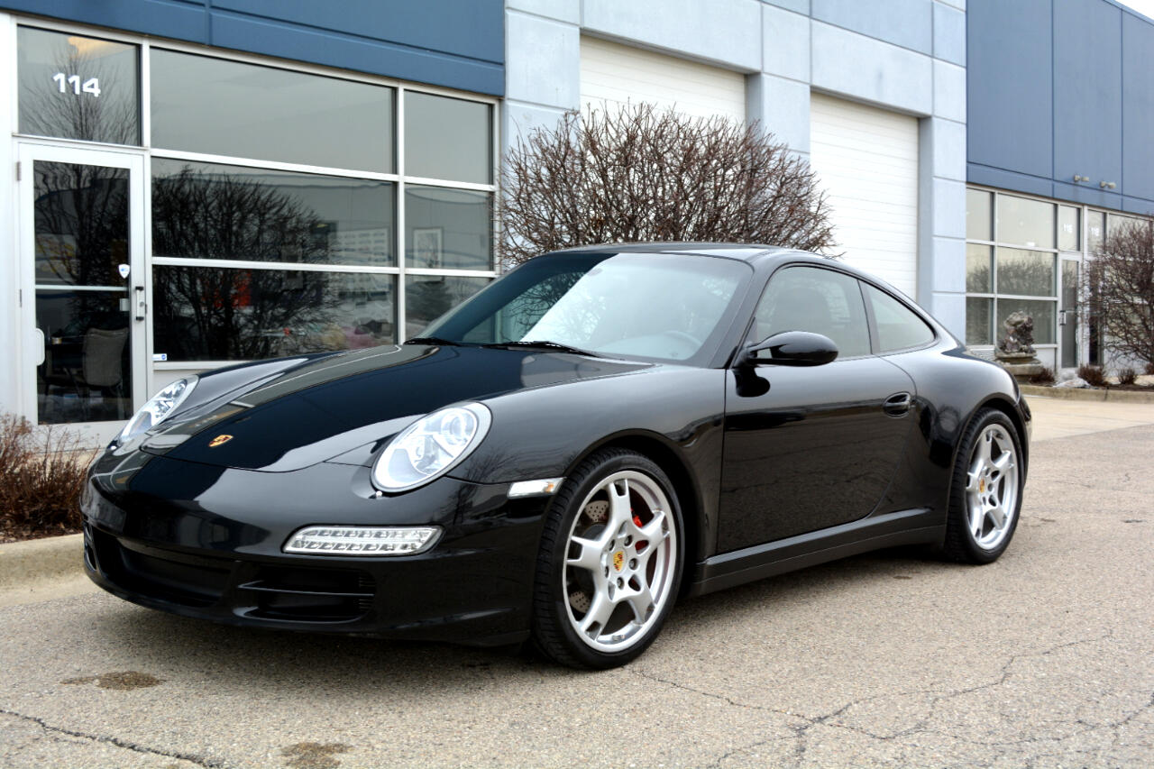 2008 Porsche 911 Carrera 4S Coupe