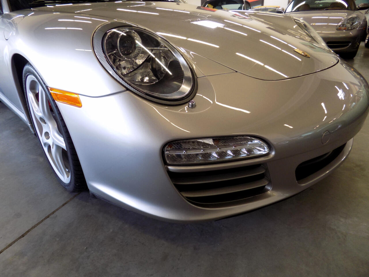 2011 Porsche 911 Carrera 4S Coupe