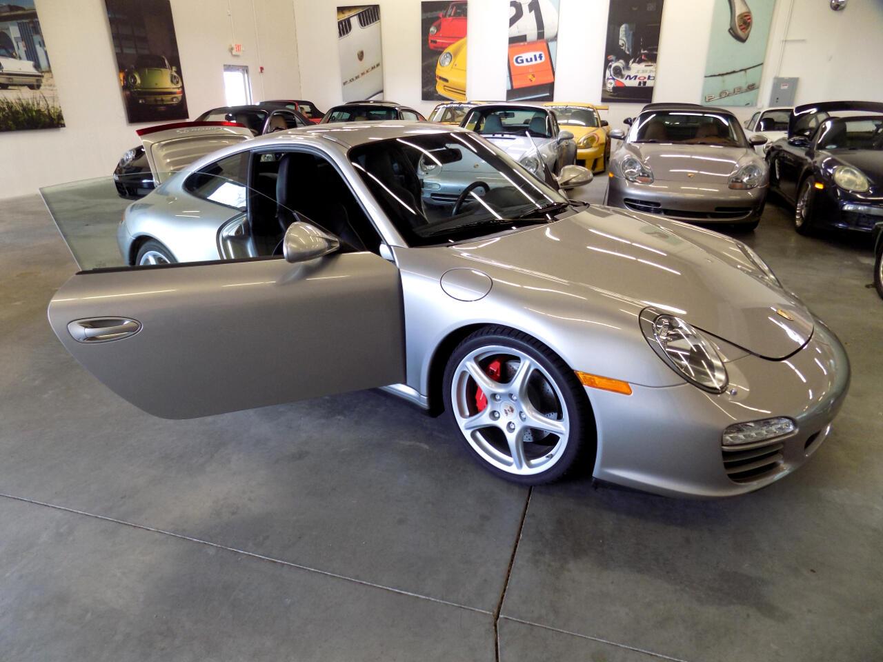 2011 Porsche 911 Carrera 4S Coupe