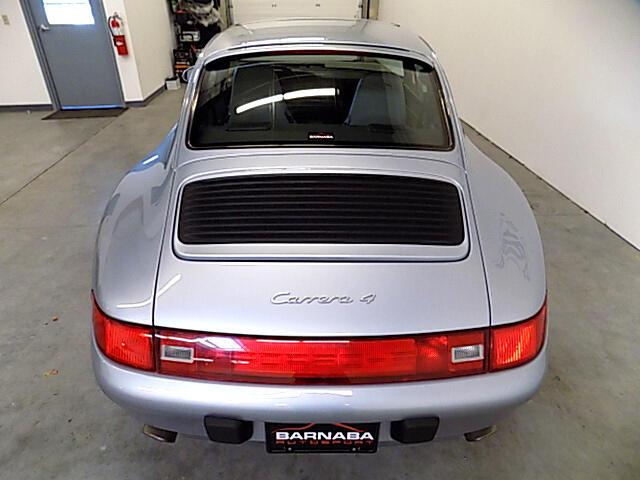 1996 Porsche 911 2dr Cpe Carrera 4