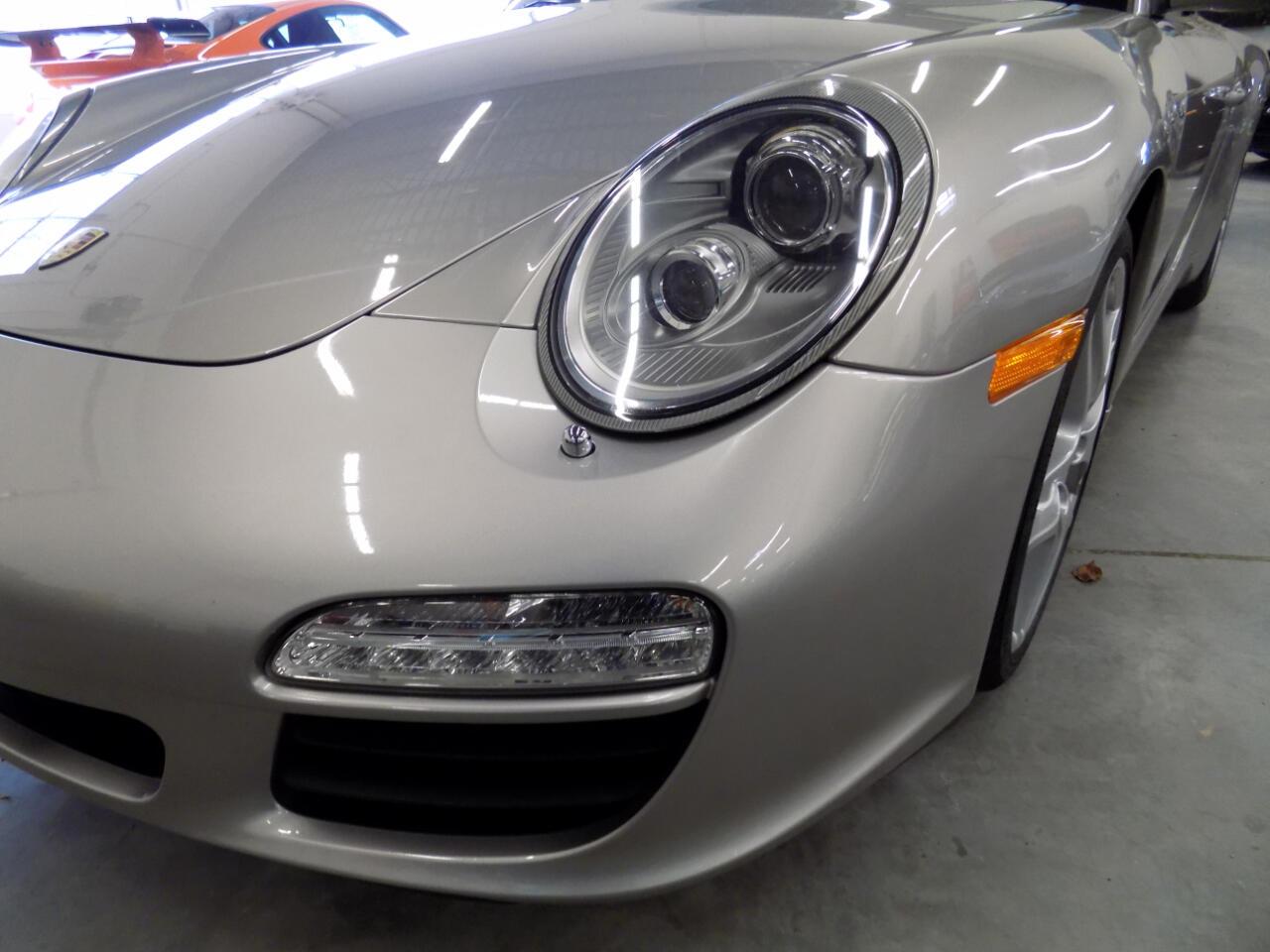 2011 Porsche 911 2dr Cabriolet Carrera S