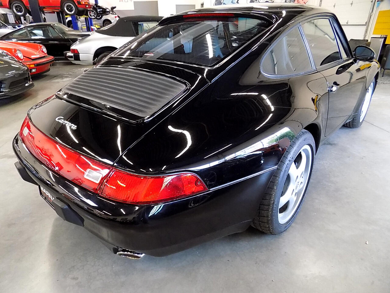 1995 Porsche 911 2dr Coupe Carrera
