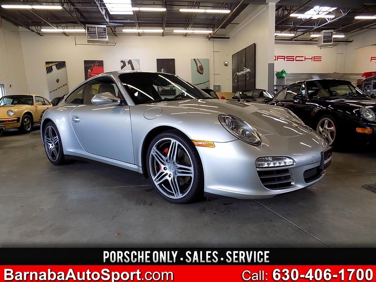 Porsche 911 Carrera 4S Coupe 2010