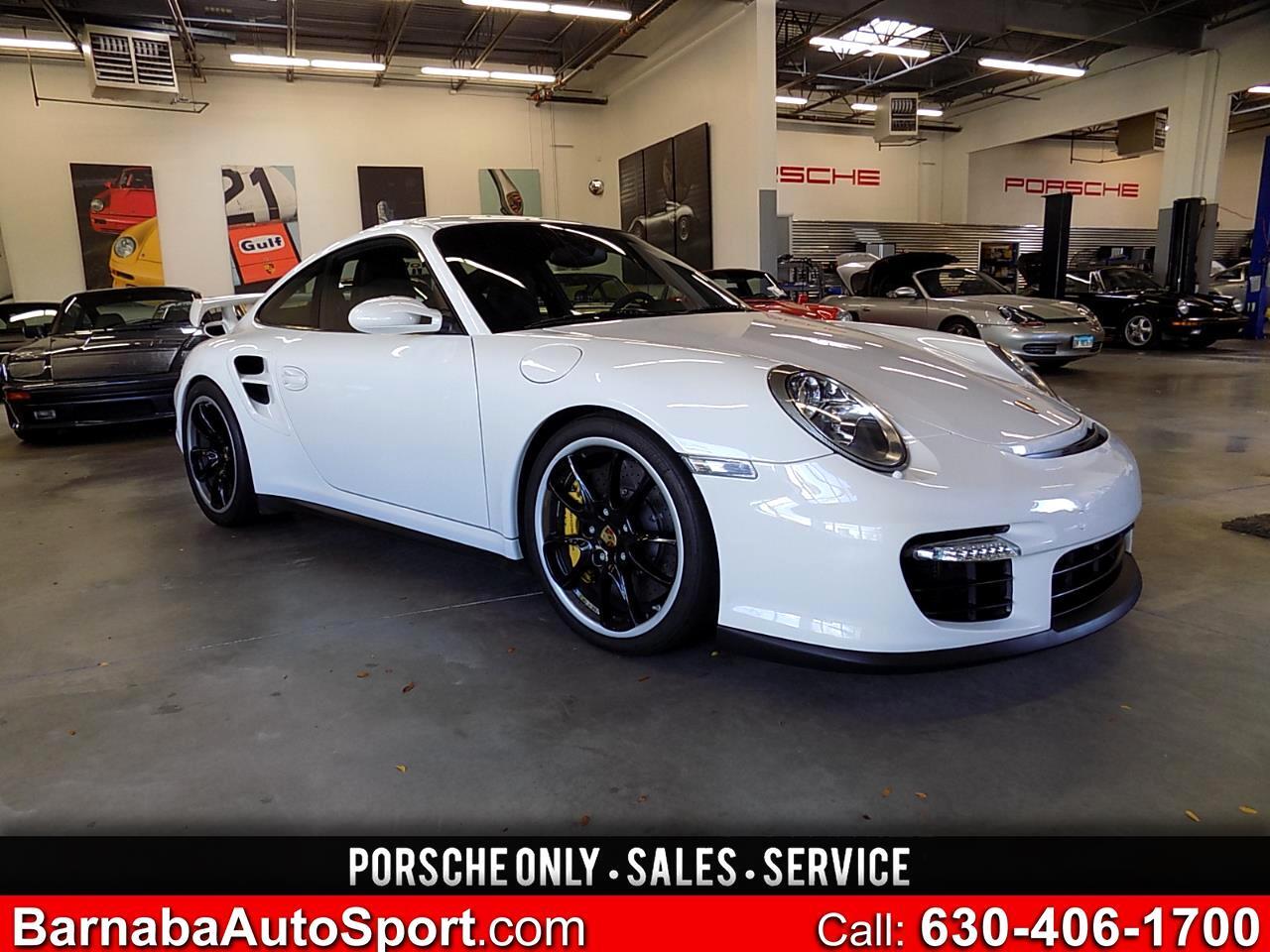 Porsche 911 2dr Cpe GT2 2008
