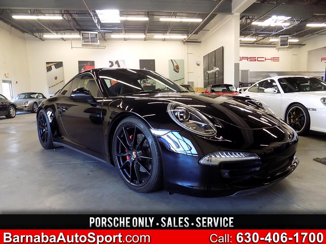 Porsche 911 Carrera 4S Coupe 2013