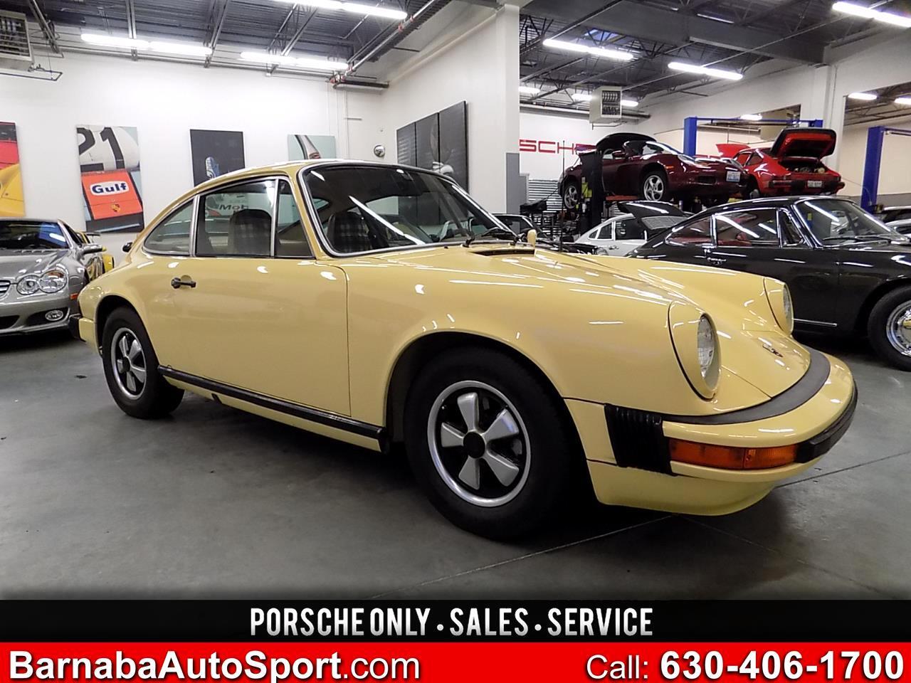 Porsche 911S Coupe 1977