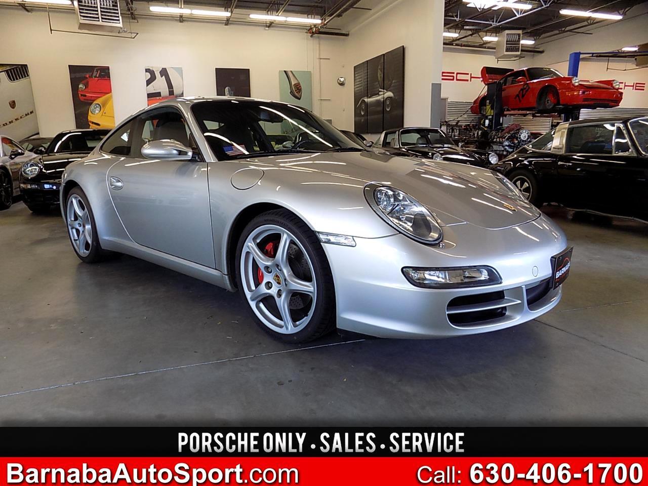 Porsche 911 Carrera S 2005