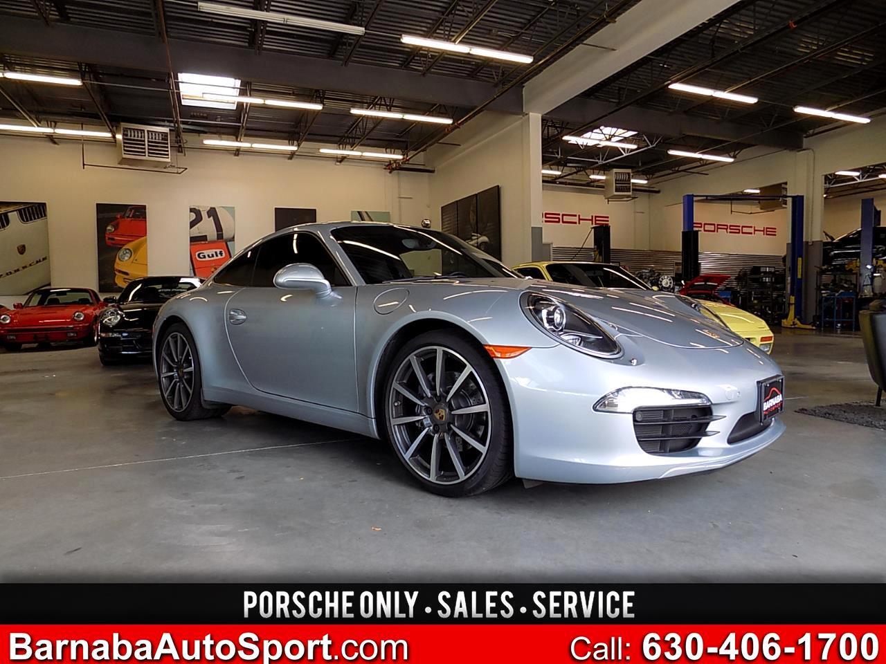 Porsche 911 Carrera Coupe 2014