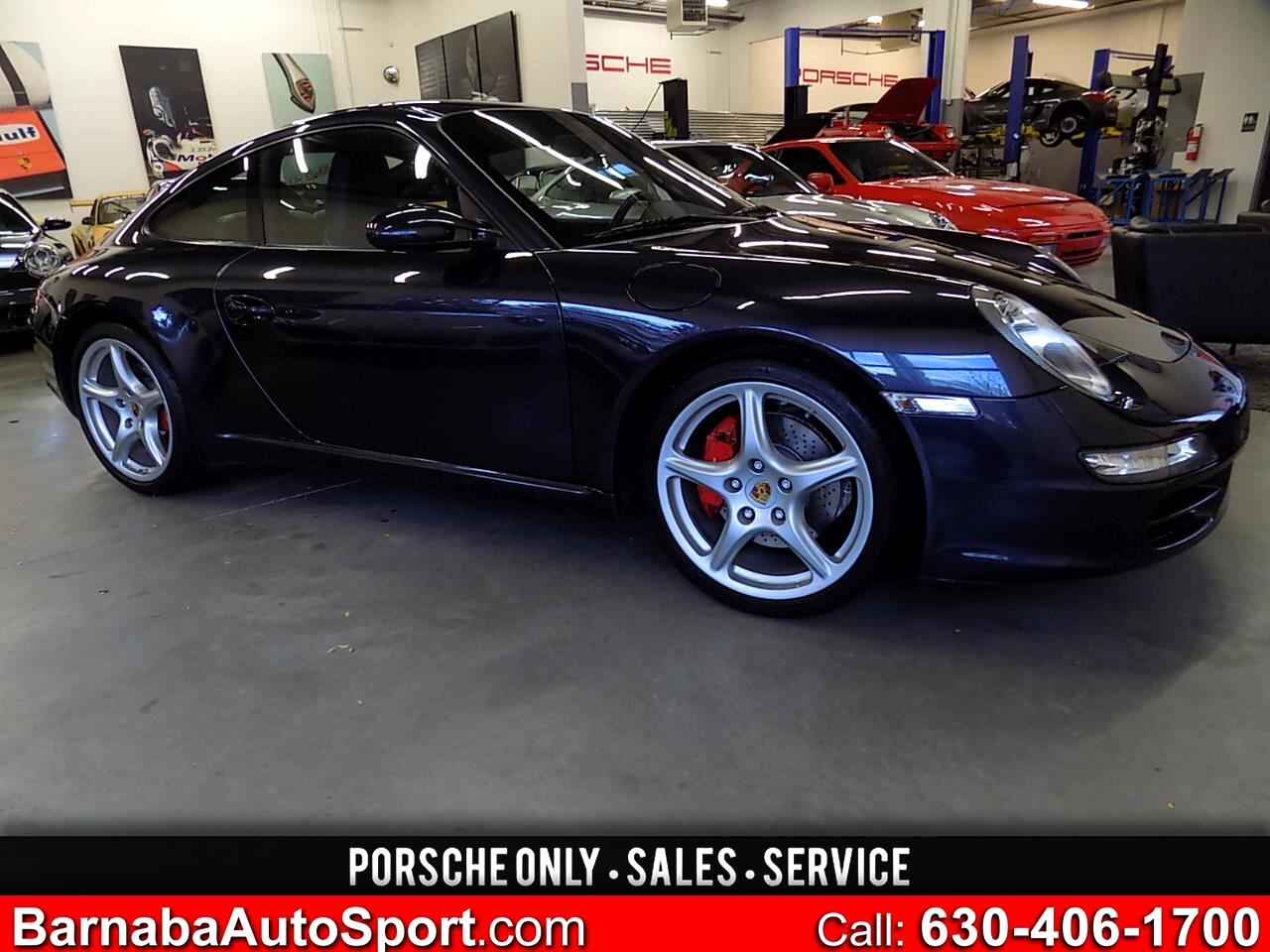 Porsche 911 Carrera S 2007