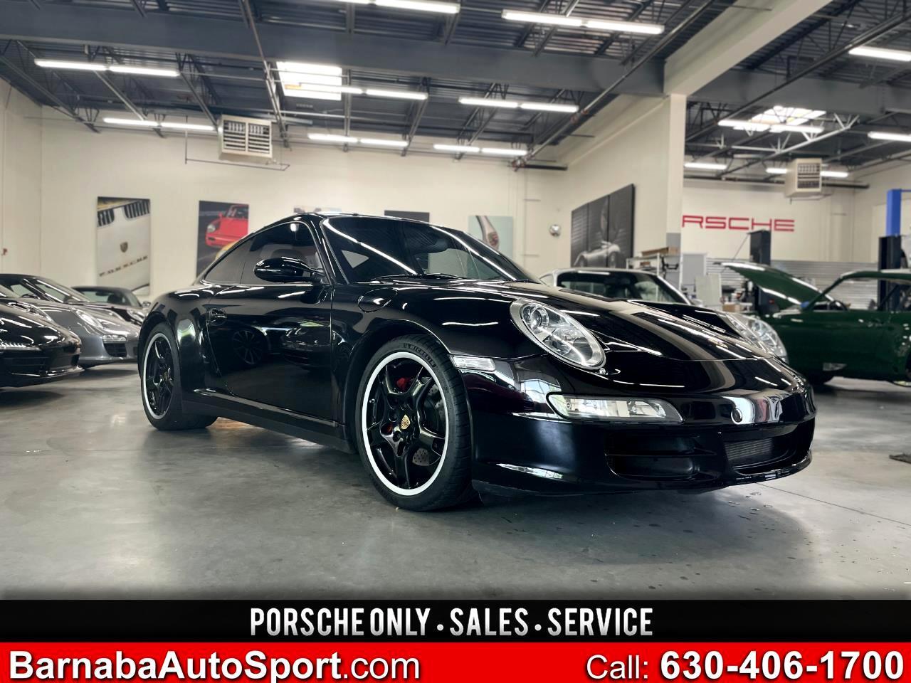Porsche 911 2dr Cpe Carrera 4S 2008