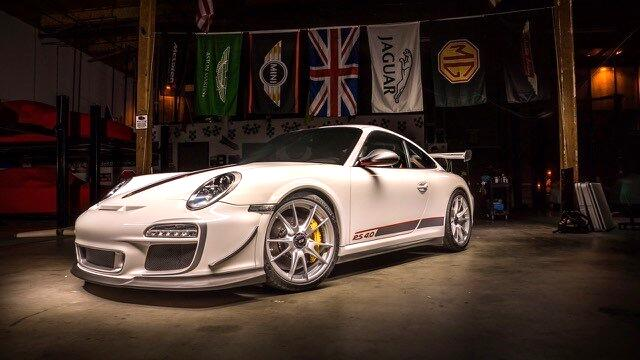 2011 Porsche 911 GT3 RS 40
