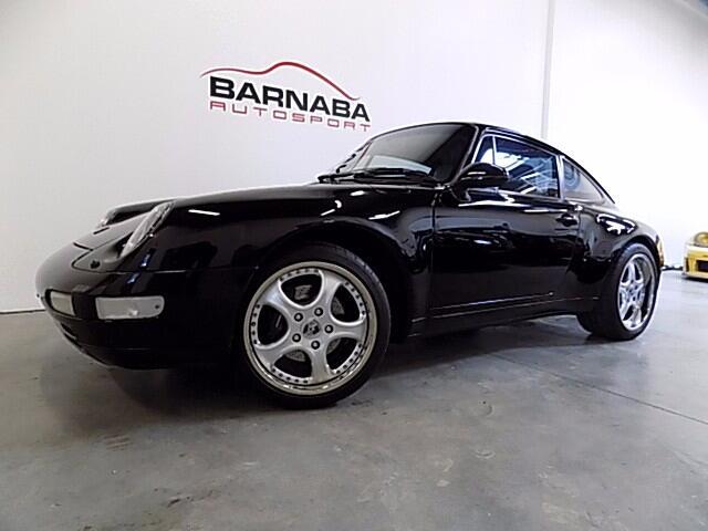 Porsche 911 Carrera Coupe 1995