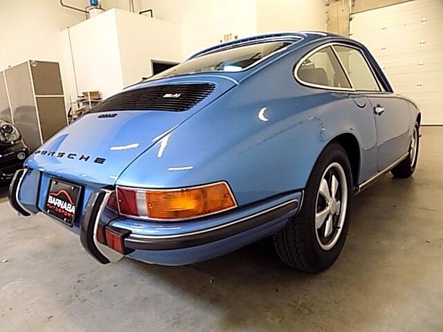 1972 Porsche 911 911 E