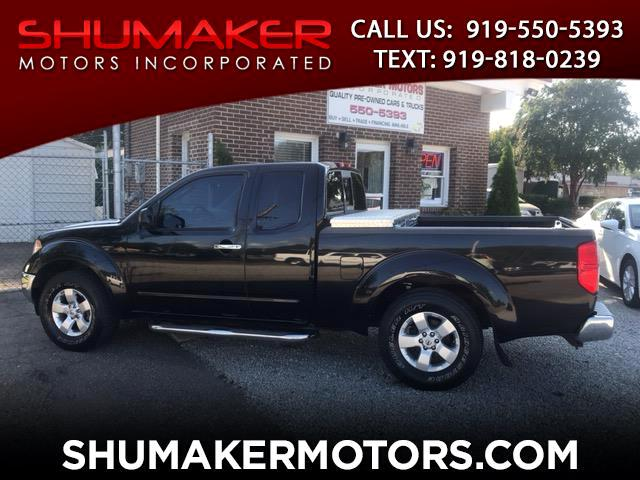 2008 Nissan Frontier 2WD King Cab V6 Auto SE