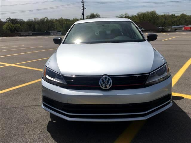 2016 Volkswagen Jetta 1.4T S 6A