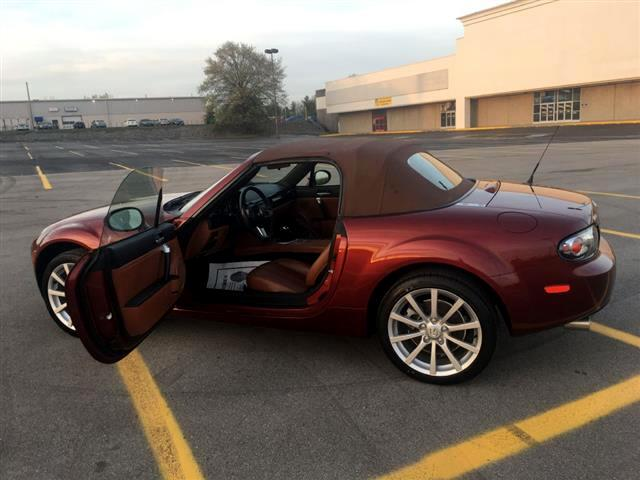 buy here pay here 2006 mazda mx 5 miata 3rd generation limited for sale in madison tn 37115 king. Black Bedroom Furniture Sets. Home Design Ideas